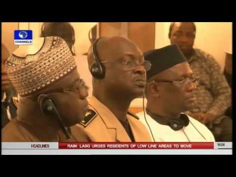 Network Africa: Update On Lake Chad Basin Meeting By Abuja Correspondent 11/06/15