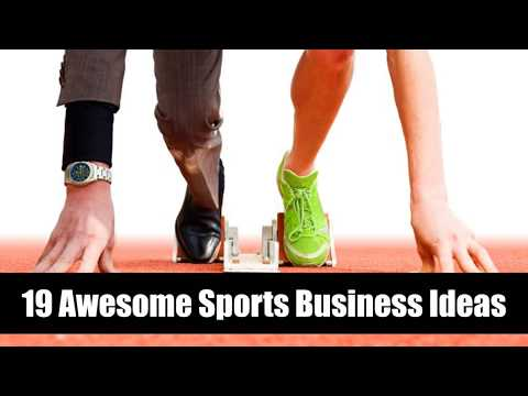 19 Awesome Sports Business Ideas | Sameer Gudhate