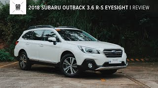 2018 Subaru Outback 3.6R-S EyeSight Review: Unconventionally Smooth