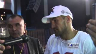 Sergey Kovalev defeated Caparello, and now will fight Hopkins in November.
