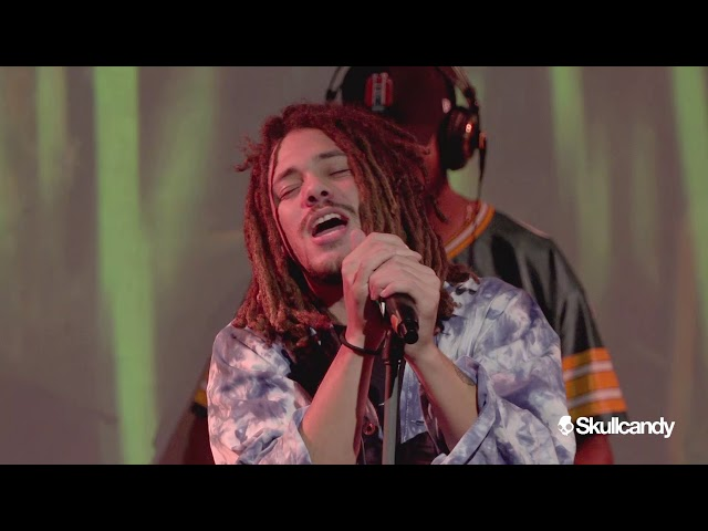 Kweku Collins - Dec. 25th Performed Live | Skullcandy