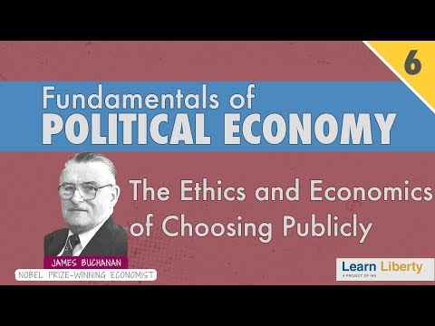 The Ethics and Economics of Choosing Publicly