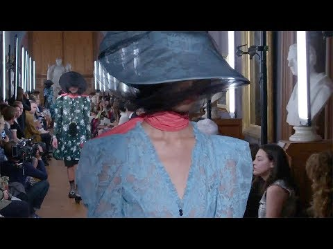 Erdem | Spring Summer 2019 Full Fashion Show | Exclusive
