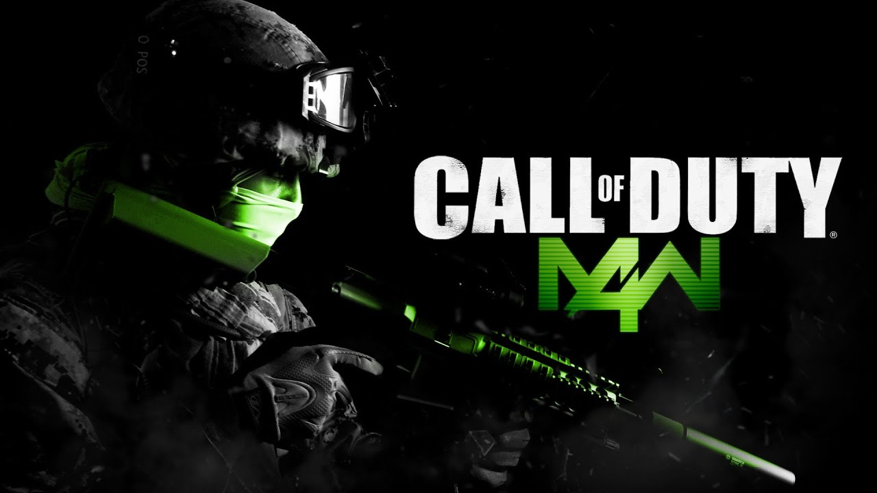 Call of duty •.