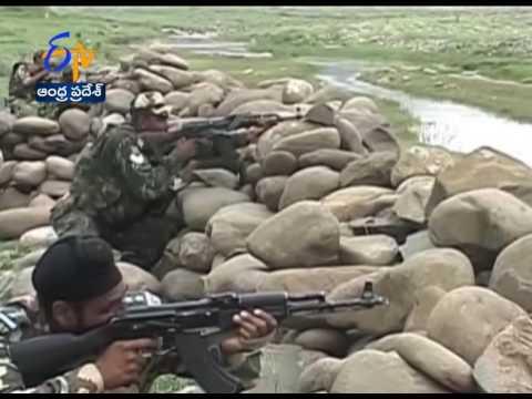 Infiltration bid foiled in Kashmir, three militants killed