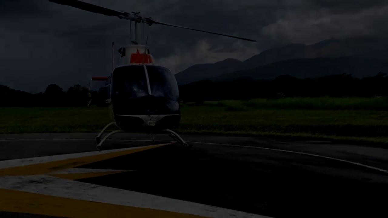 Escuela de helicópteros para las Fuerzas Armadas, formando tripulaciones de ala rotatoria