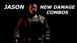 MKX: Jason Combos (New Damage) 100%