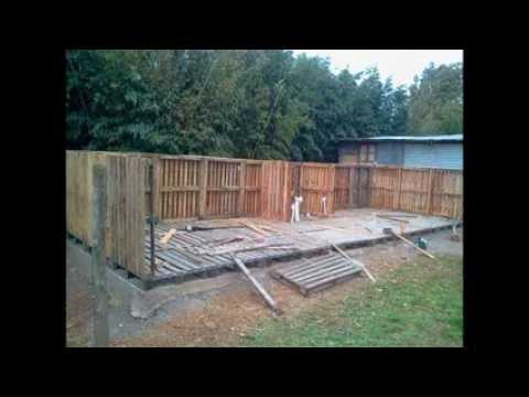 Asa de pallets 1 de 5 madera osb construcci n palets for Listones de madera para palets