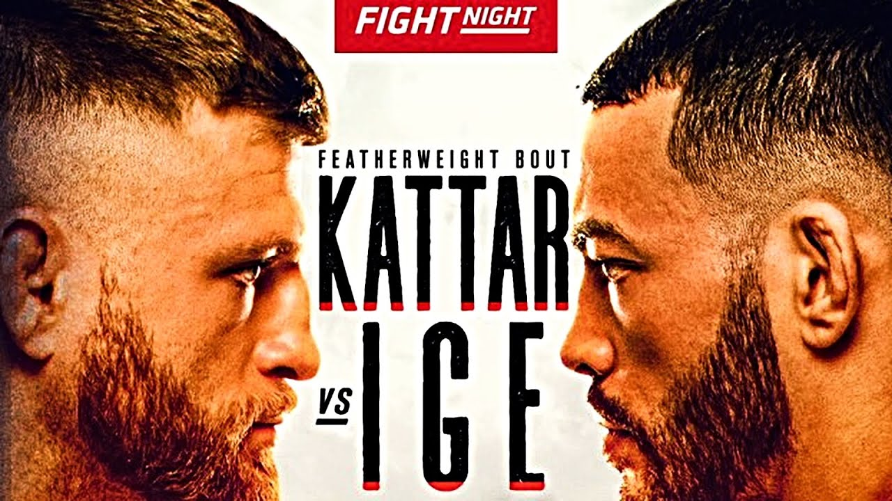 UFC Fight Night predictions -- Calvin Kattar vs. Dan Ige: Fight card ...