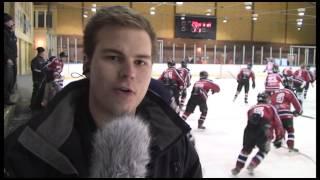 Ishockey Final - Boden HF - Kalix/Överkalix - Lilla VM 2013