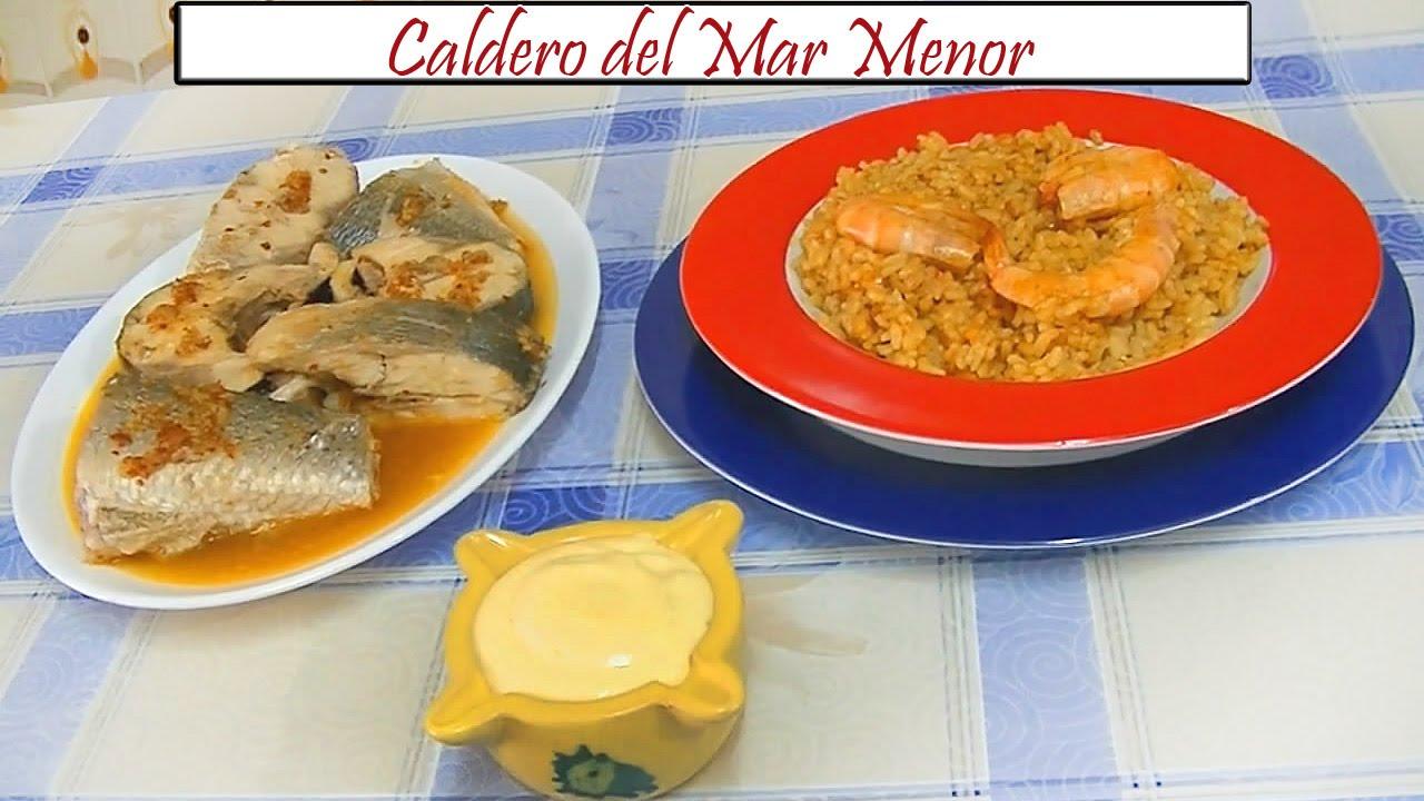 Recetas de cocina de mar