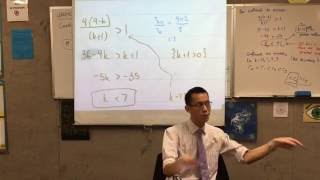 Harder Greatest Coefficient (Finding greatest term given a defined variable)