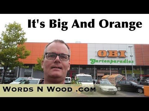 Germany has Big Orange Home Centers! (WnW #112)