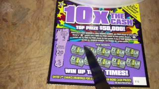 DID WE WIN ALL?  10X AND 20X SCRATCHOFFS