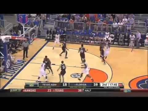 Michael Frazier II - Three Point Mix 2014 (Florida Gators)