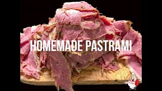 PASTRAMI Start To Finish ~ Complete Instructions