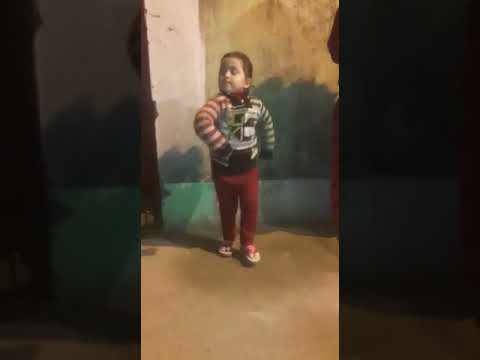 Very Funny Dance By Little Girl