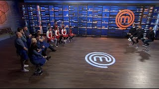 MasterChef Greece 2019 - s3e54 - Δοκιμασία Ασυλίας - Мастершеф 2019 - s3e54 - Тест на иммунитет