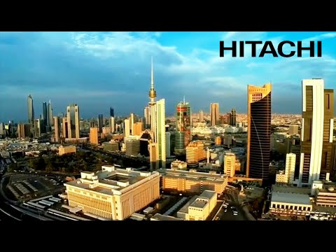 Installation of Hitachi Elevators & Escalators in Al Hamra tower - Kuwait Overview - Hitachi