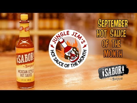 Jungle Jim's Hot Sauce of the Month September 2017