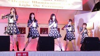 ラストアイドル・LaLuceが東京タワー点灯式で新曲『Everything will be all right』披露!