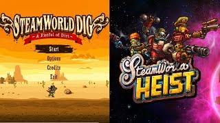 Reviews - SteamWorld Collection (SteamWorld Dig / SteamWorld Heist)