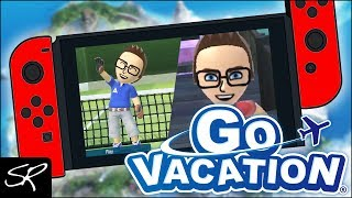 Go Vacation Review (Nintendo Switch) | To Stay & Vacation or Go Home?