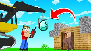 We ROBBED An ENTIRE VILLAGE! (Minecraft Thief)