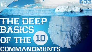 Download Video The Israelites: The Deep Basics Of The 10 Commandments (Part 1 of 3) MP3 3GP MP4