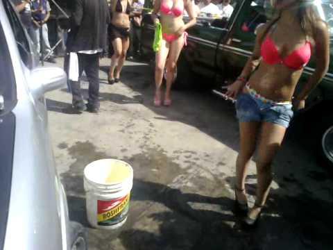 copa mustang 2014 valle de santiago car wash