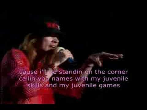 axl rose rapping