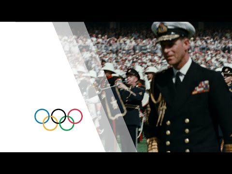 Melbourne 1956 - Watch the Official Olympic Film on YouTube