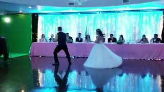 Video DADDY DAUGHTER SURPRISE DANCE (quince) download MP3, 3GP, MP4, WEBM, AVI, FLV Agustus 2018