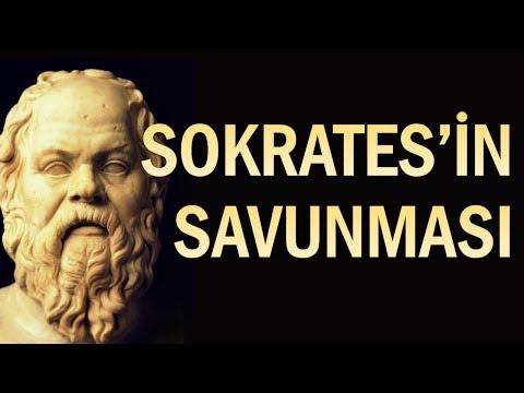 """""""Sokrates'in Savunması"""" sesli kitap tek parça Akın ALTAN"""