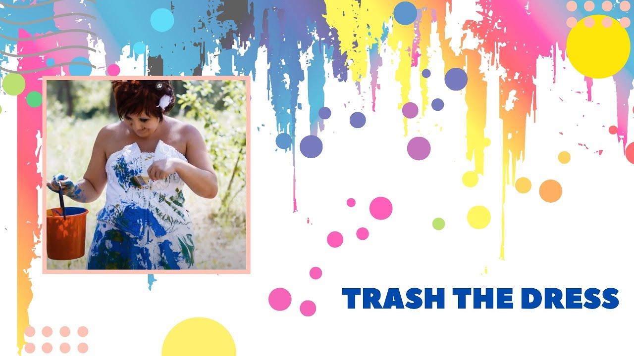 Hasil gambar untuk trash dress