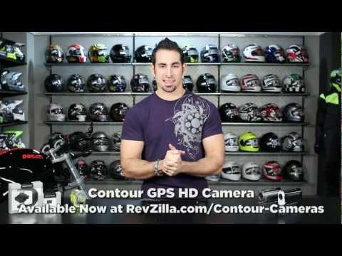 Contour GPS HD Video Camera Review at RevZilla.com