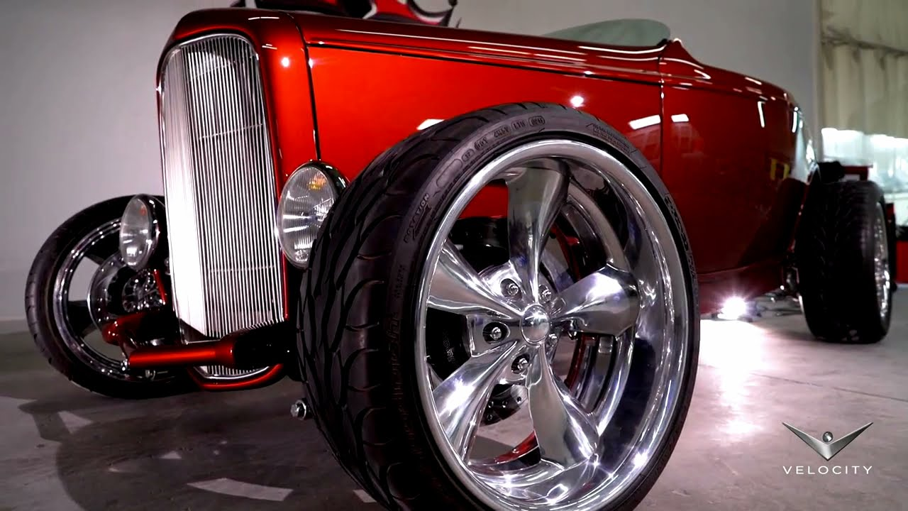 A 32 Ford Roadster Makes The Best Birthday Present Youtube