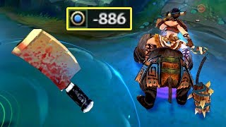 -886 MAGIC RESIST SEJUANI! LOWEST MR EVER! thumbnail