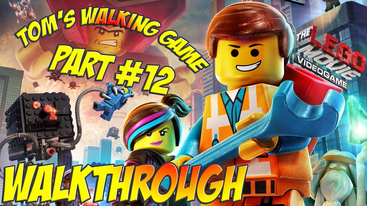 Broadcast News | The LEGO Movie Videogame walkthrough part #12