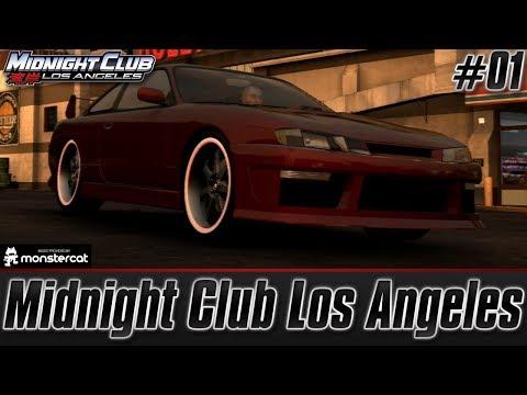 Midnight Club Los Angeles [Let's Play/Walkthrough]: Career Mode Part 1