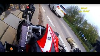 Extremely Close Calls, Road Rage, Crashes & Scary Motorcycle Accidents [EP #69]