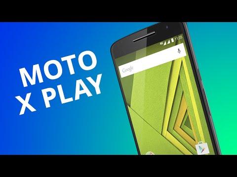 """Motorola Moto X Play, um """"super intermediário"""" [Análise]"""