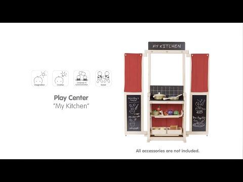PlanToys |  Play Center - My Kitchen
