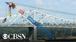 Tappan Zee Bridge demolition, live stream