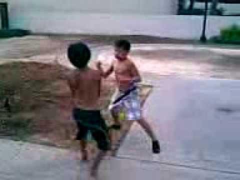 kt park Fight day Jonathan vs John