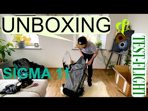 Unboxing & first