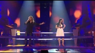 Michèle Binder vs. Ralph Güntlisberger - L-O-V-E - Battle - The Voice of Switzerland 2013