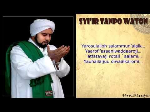 Syiir Tanpo Waton Habib Syech Abdul Qodir Assegaf + Lirik