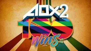 A0X2's 100th Victory Celebration | A0X2's vs DEK | BLOCK STRIKE CLAN WARS