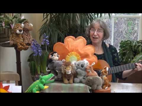 Cuddly koalas - an Antipodean action song